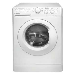 INDESIT 9 kg 1400 Spin Washing Machine [MTWC 91483 W UK] £219 Delivered @ Currys