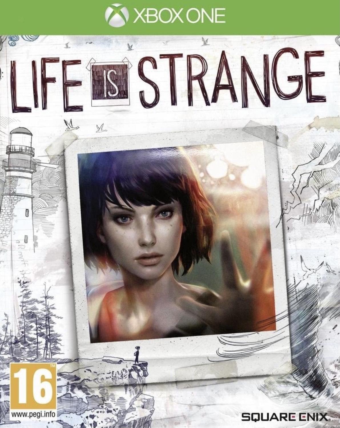 Life is Strange Complete Season (Xbox series x/s) £3.19 @ Microsoft store (£1.97 Hungarian store)