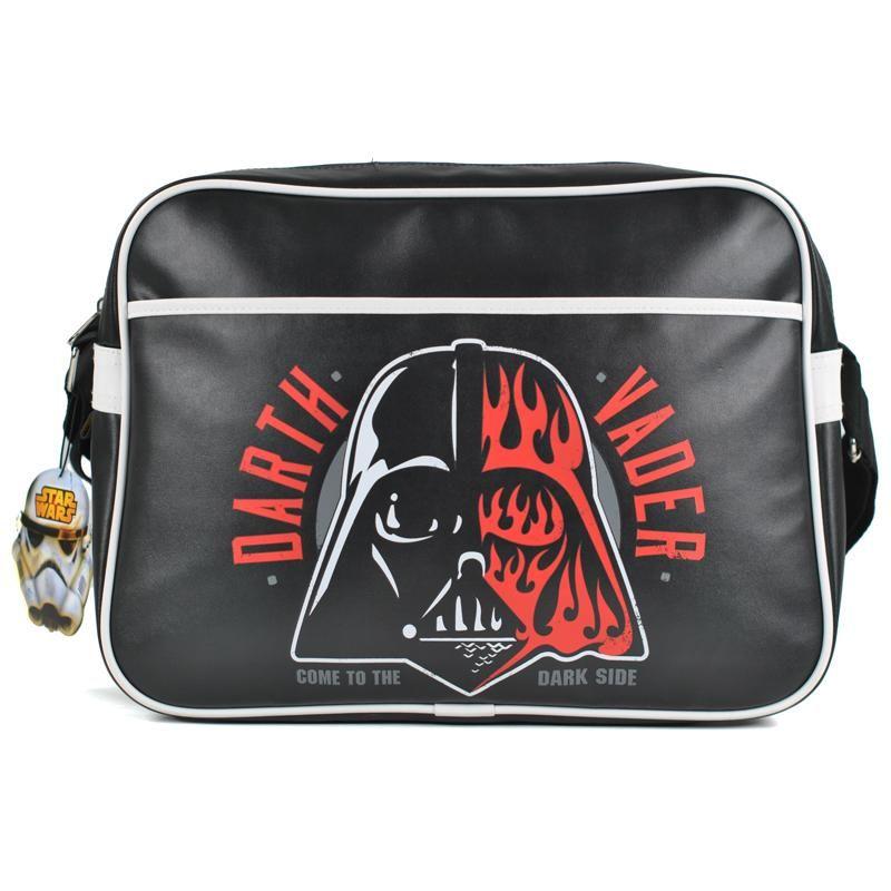 Retro Bag - Star Wars (Darkside) £6.99 + £2.95 delivery @ HalfMoonBay