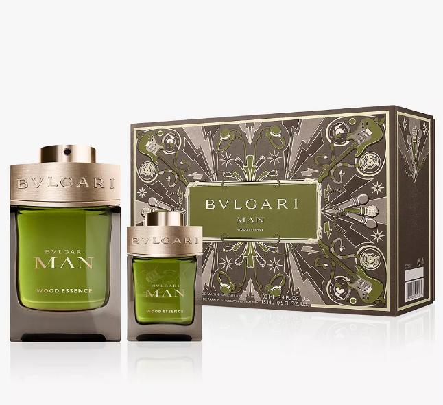 BVLGARI Man Wood Essence Eau de Parfum 100ml Fragrance Gift Set £60.90 John Lewis & Partners