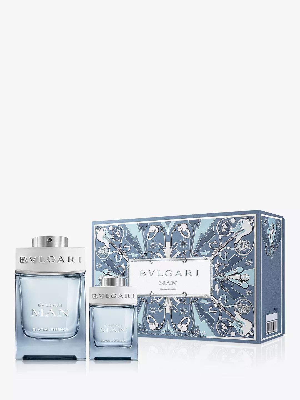 BVLGARI Man Glacial Essence Eau de Parfum 100ml Fragrance Gift Set - £60.90 @ John Lewis & PArtners