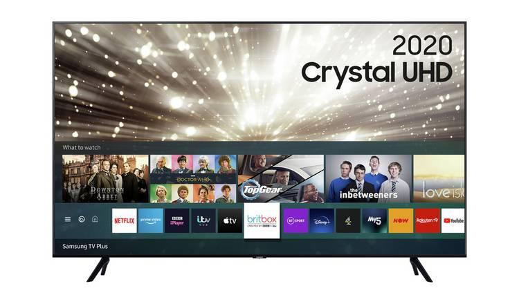 Samsung 70 inch UE70TU7020KXXU Smart 4K UHD HDR Freeview LED TV £499 Free C&C @ Argos