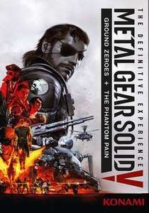 [Steam] Metal Gear Solid V: The Definitive Experience (PC) - £3.49 @ CDKeys