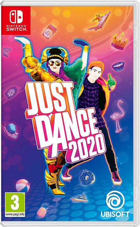 Just Dance 2020 Nintendo Switch £19.99 @ Nintendo eShop