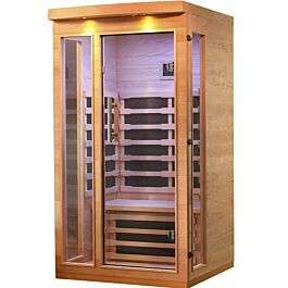 Canadian Spa Chilliwack 1 to 2 Person FAR Infrared Home Sauna - £999.99 @ Robert Dyas