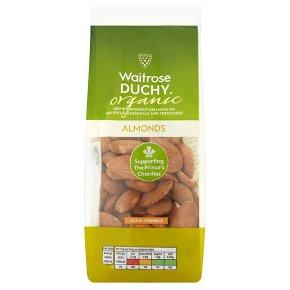 Duchy Organic almonds £2.25 @ Waitrose & Partners