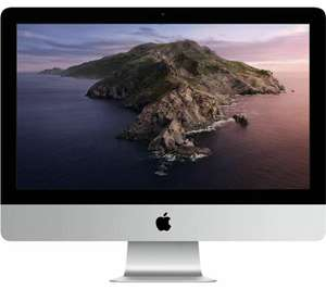 "APPLE iMac 21.5"" (2020) - Intel® Core™ i5, 256 GB SSD - REFURB-A. £879.20 @ currys clearance eBay"
