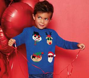 50% off Christmas jumpers at Peacocks - £3.99 delivery