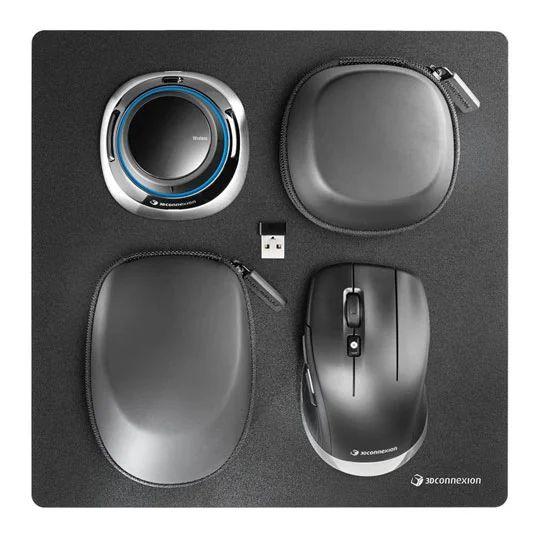 3DConnexion SpaceMouse Wireless Kit 2 Mobile CAD Solution - £179 @ Amazon