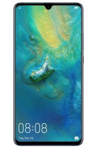 SIM Free Huawei Mate 20 X 7.2 Inch 128GB 40MP Dual Sim Mobile Phone - Blue Refurbished - £314.99 @ Argos / Ebay
