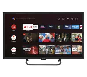 """JVCLT-32CA790 Android TV 32"""" Smart Full HD LED TV with Google Assistant - £229.99 delivered @ Currys PC World"""