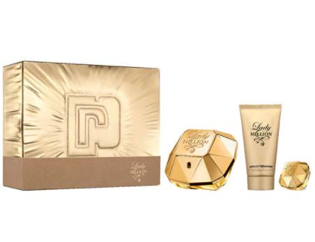 Paco Rabanne Lady Million EDP 50ml Gift Set £43 @ Superdrug