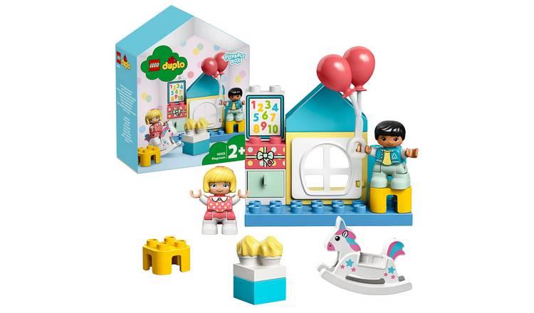 LEGO DUPLO Town Playroom Playable Dolls House Box 10925 £6.50 @ Argos