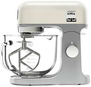 Kenwood kMix Stand Mixer (Cream) + 5 years guarantee for £199.99 (free click+collect) @ Argos
