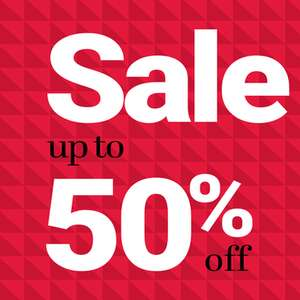 Sale up to 50% off @ Lakeland