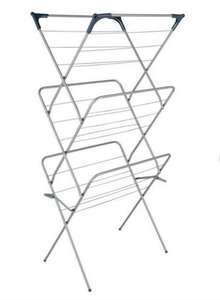 Argos Home 14m 3 Tier Indoor Clothes Airer, £10.67 at Argos + free click and collect