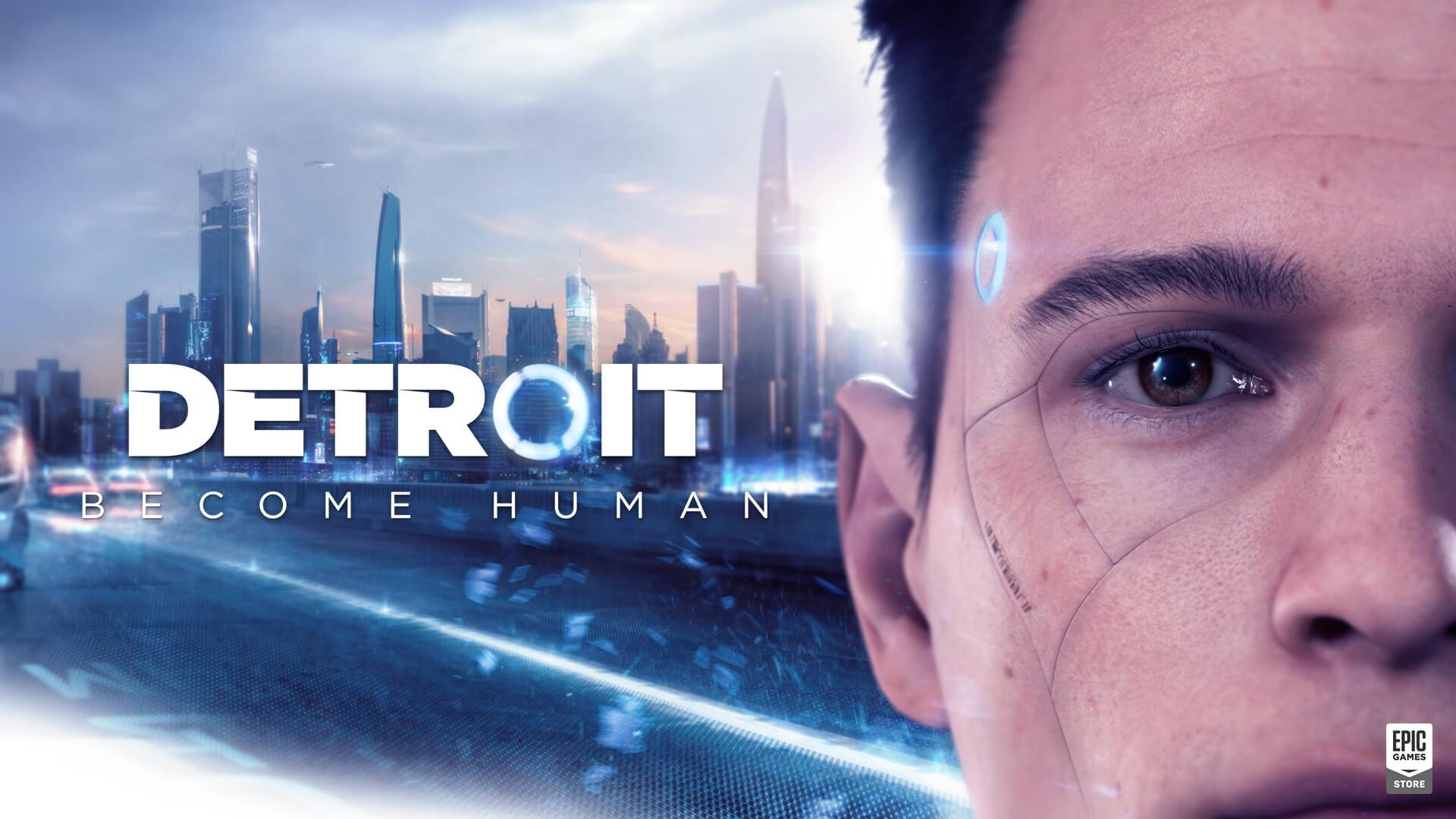 [PC VPN] Detroit: Become Human (PC) - £9.80 @ Epic games (£4.14 with voucher)