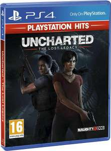 Uncharted Lost Legacy / Uncharted: The Nathan Drake Collection (PS4) - £7 @ AO