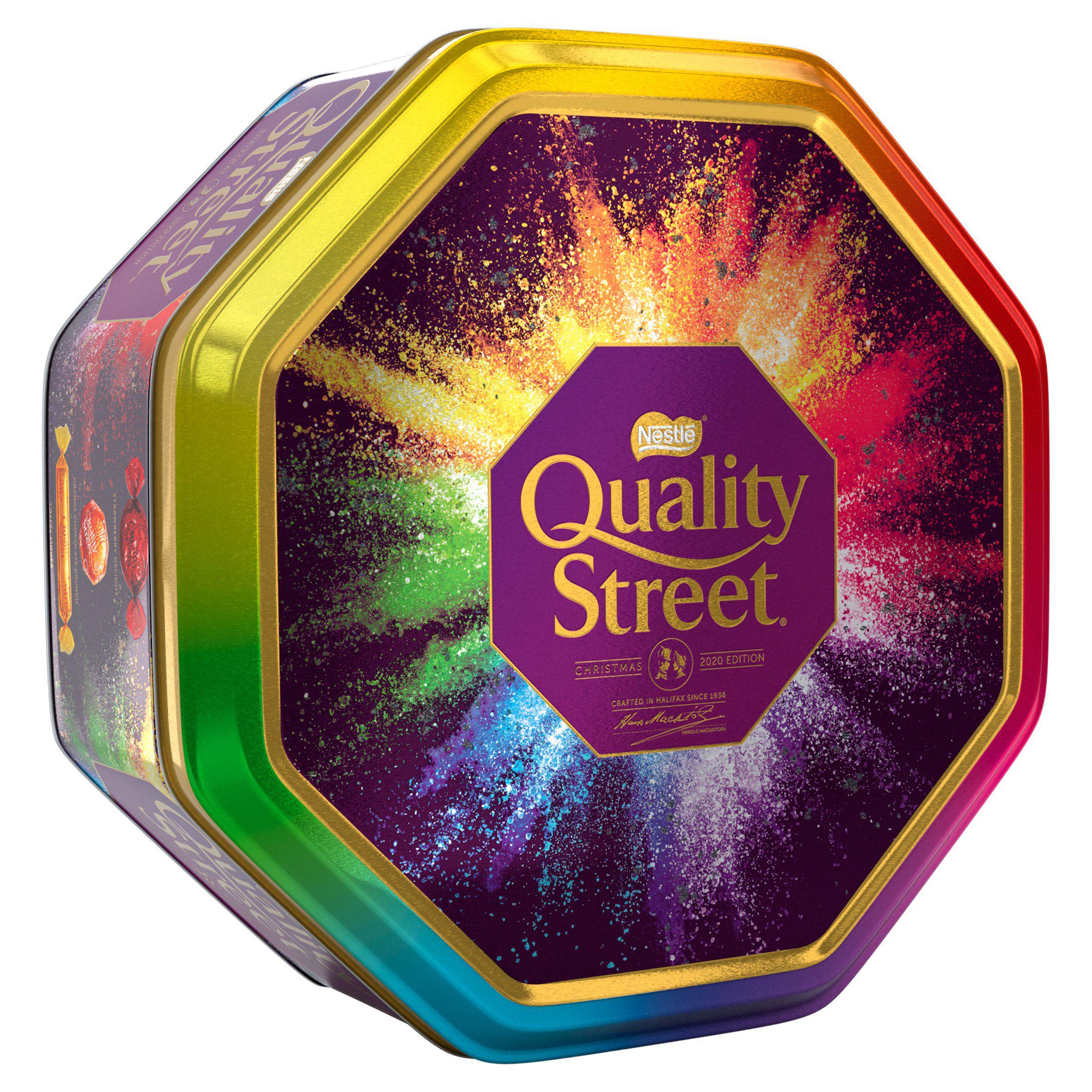 Quality Street Large Tin (1kg) - £3.75 @ Sainsbury's