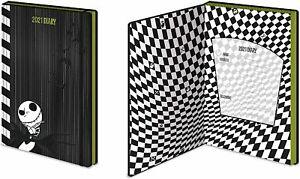 Nightmare Before Christmas Black & White 2021 Diary £4.99 - shopadopolisltd / eBay