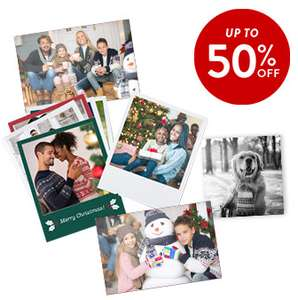 Up To 50% Off Prints & Posters - Snapfish