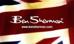 Ben Sherman Sale - 40% OFF Everything With Code - Includes T- Shirts From £6! @ Ben Sherman