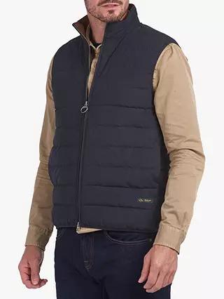 Barbour Fogle Wilderness Wasedale Gilet Jacket £49 @ John Lewis & partners