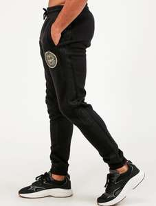 Glorious Gangsta Berto Jog Pant   Black £29.99 + £2.95 Hermes Parcel shop delivery @ Footasylum