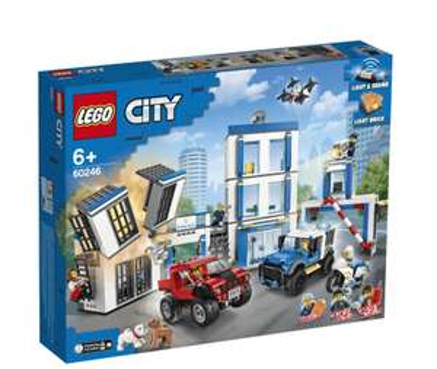 Lego City Police Station 60246 £65 in TESCO strathclyde