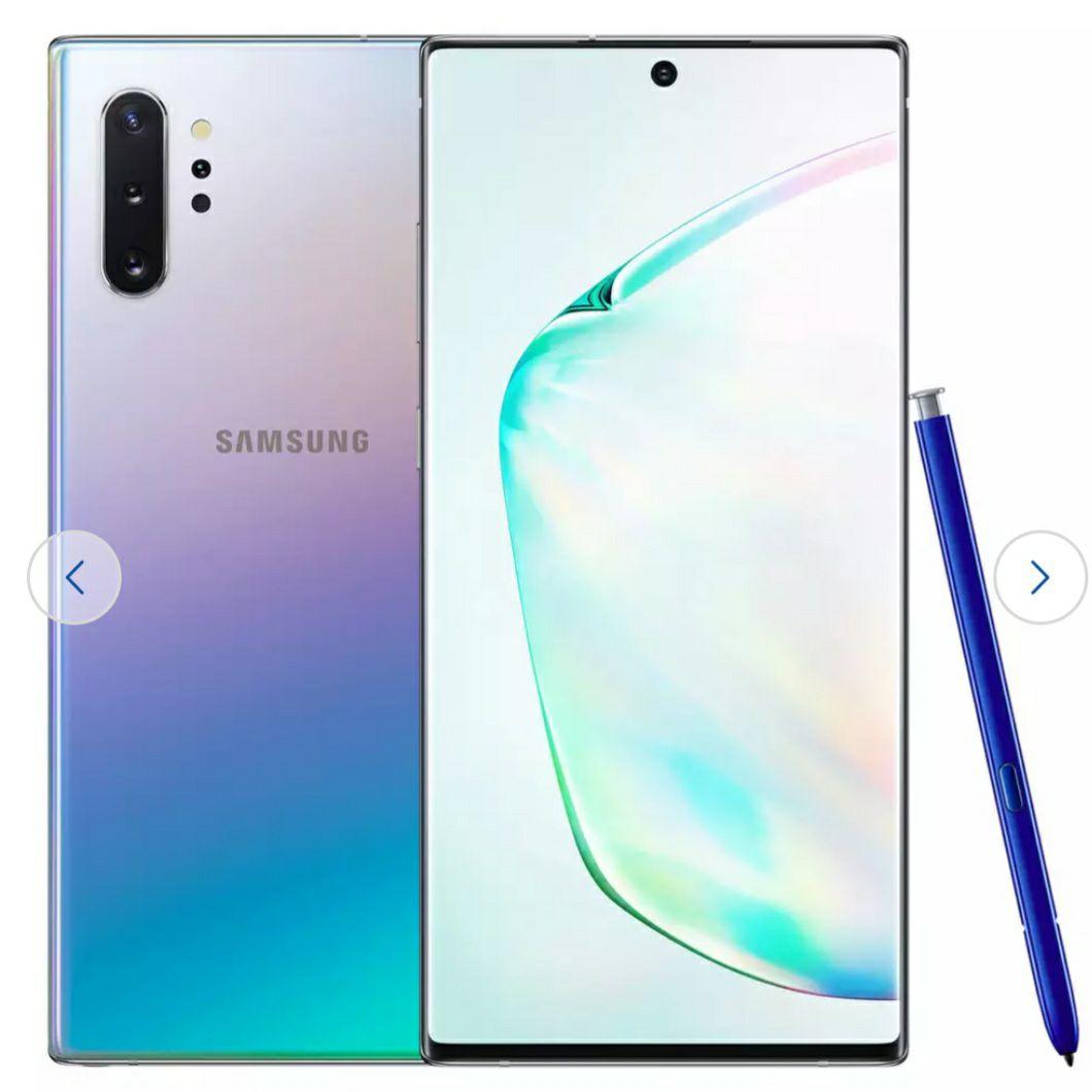 Samsung Galaxy Note 10+ £499 @ Argos
