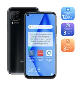 HUAWEI P40 lite Midnight Black - £179.99 delivered using code @ Huawei