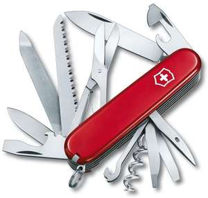 Victorinox Ranger and other pen victorinox knives 25% off plus Extra 15% off - £33.15 / £37.10 delivered @ Millets