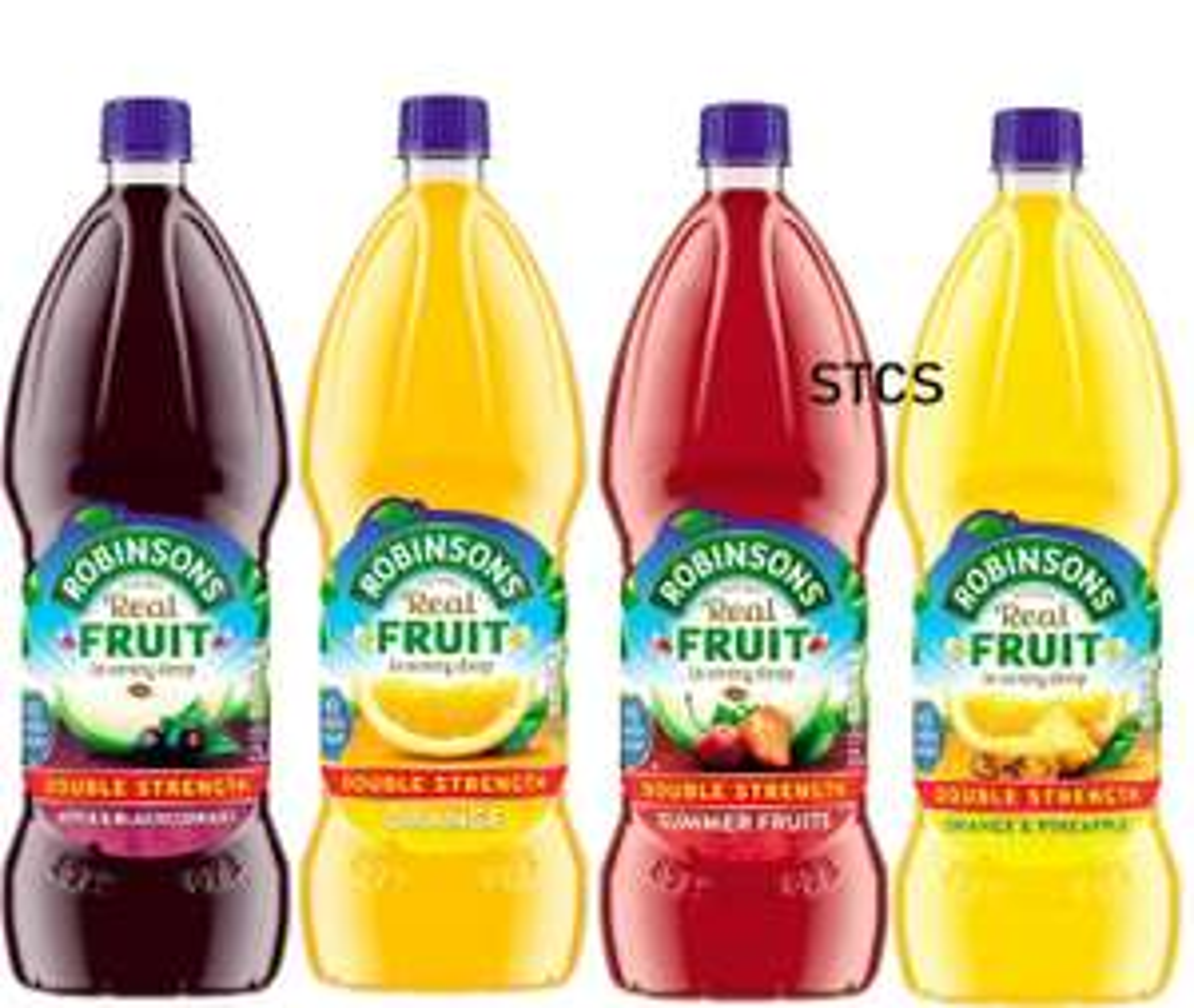 Robinsons Fruit Squash 1.75L Double Concentrate - £1.50 Prime / +£4.49 non Prime @ Amazon