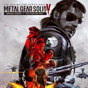 Metal Gear Solid V: The Definitive Experience (PS4) £3.99 @ PlayStation PSN