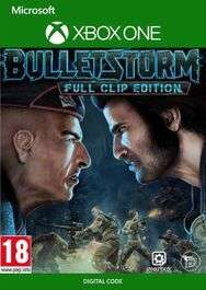 [Xbox One] Bulletstorm: Full Clip Edition - £3.79 / Duke Nukem Bundle - £4.99 @ CDKeys