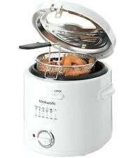 Cookworks 1.5L Deep Fat Fryer - White £13.99 (free collection) @ Argos