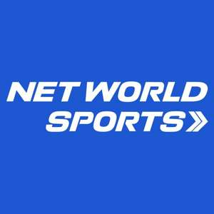 15% off at Net World Sports