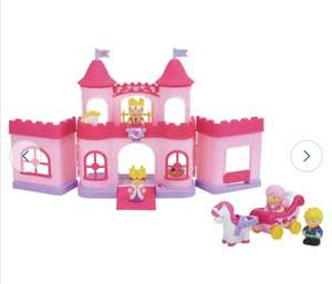 Tots Town Castle Playset £15 - Argos free click and collect