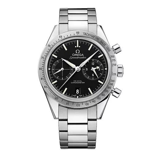 Omega Speedmaster '57 Men's Stainless Steel Bracelet Watch £5000 @ Ernest Jones