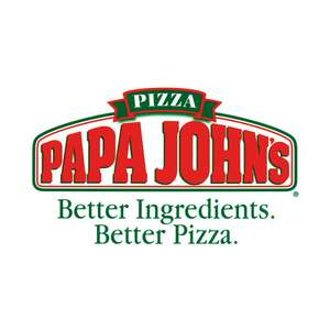 50% off on minimum £30 spend (including sides, dips, desserts) with app @ Papa Johns