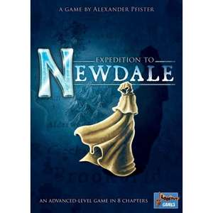 Expedition to Newdale Board Game £24.49 with code @ Chaos Cards