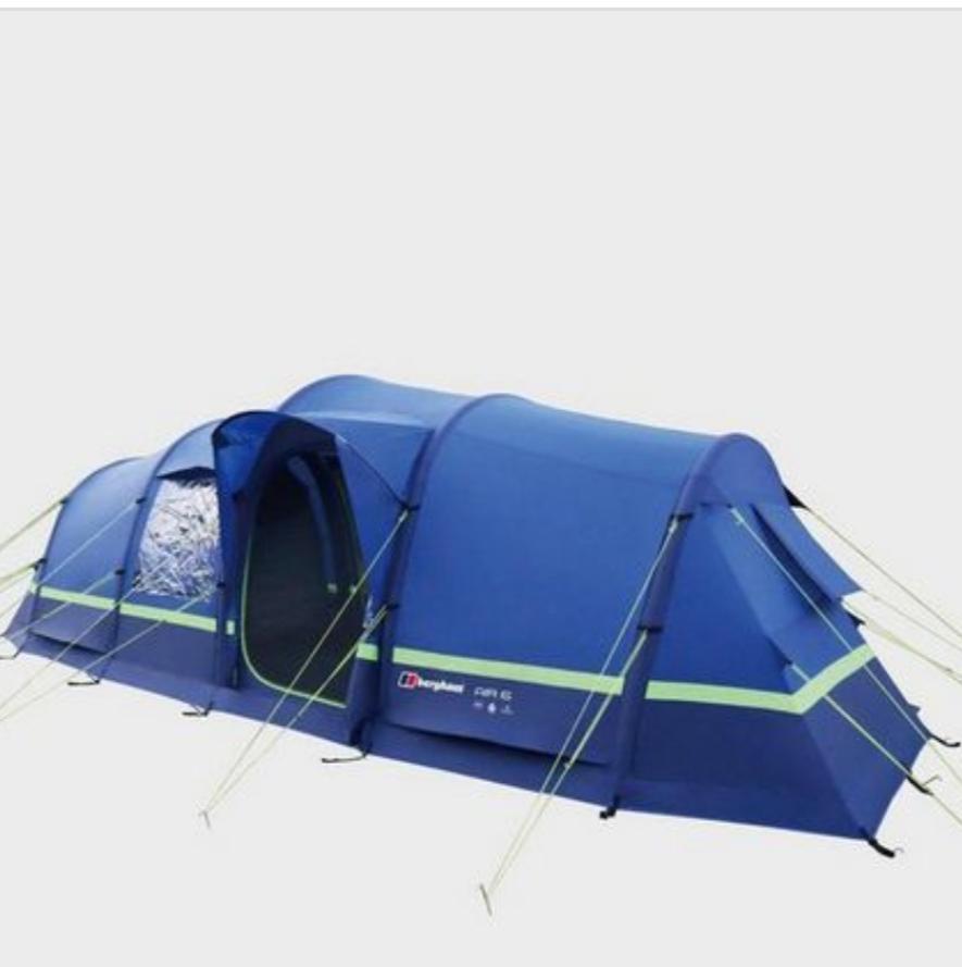 Berghaus Air 6 Tent £399 @ Go Outdoors