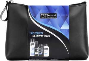 TRESemme Hair Styling Travel Essentials Gift set with Washbag £6.99 Prime (+£4.49 non Prime)
