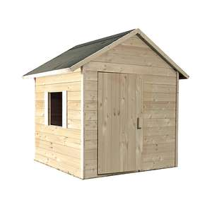 Lilas Wooden Playhouse £70 at B&Q
