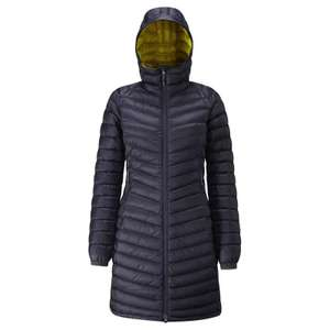 RAB Womens Microlight Parka (Indigo) £119.98 Delivered @ Sport Pursuit (10% Discount Code for New Customers)