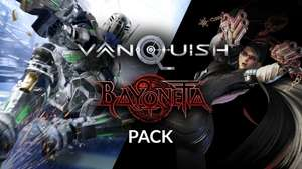 Bayonetta + Vanquish Pack (Steam PC) £5.99 @ Fanatical