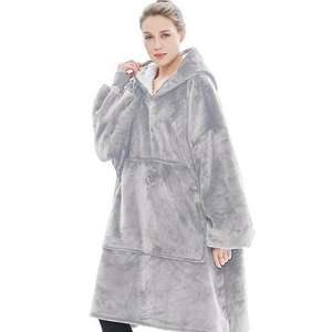 Oversized Blanket Hoodie with extra 20% off code! £34.99 +£2.99 delivery @ Harrington