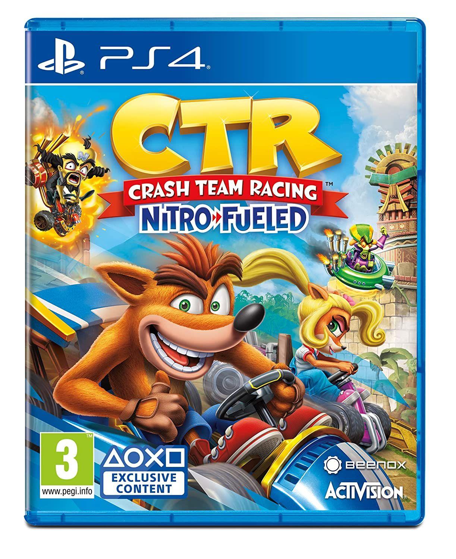 Crash™ Team Racing Nitro-Fueled - PS4 Digital Download - £12.24 @ Playstation Store