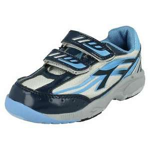 Diadora Trainers Poker V.1 Infant Size 5 - £6.49 delivered @ wow-shoes /ebay