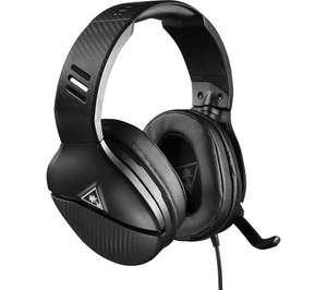 TURTLE BEACH Atlas One Gaming Headset - Black, £24.99 at Currys PC world (£5 off with code)